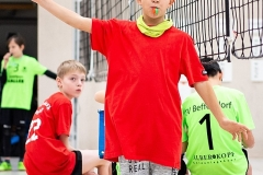 Volleyball, TV Rottenburg, 2. Spieltag, U12, GER, 07.12.2019, Foto: Wolfgang Frank