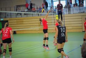 2018-10-06 | Damen 1 - Stuttgart 2 (3:1)