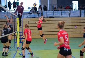 2018-10-20 | Damen 1 - Backnang (1:3)