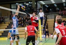 2018-11-10 | Herren 2 - USC Konstanz (2:3)