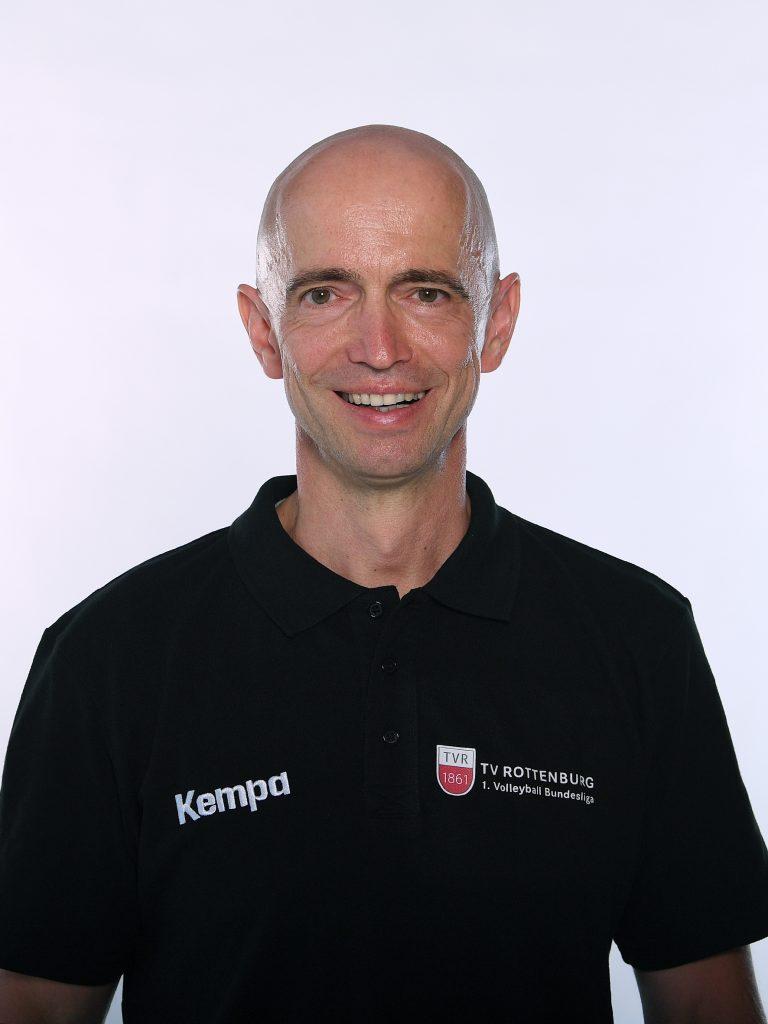 Mannschaftsarzt   PD Dr. Maik Schwitalle
