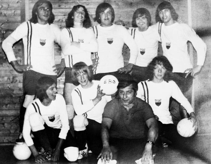 Saison 1971/1972 unter Dieter Knapp